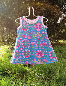 Detské oblečenie - Vtáčiky - 6558258_