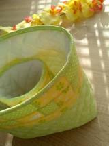 Košíky - Košíky..dotyk jarného slnka :) - 6563196_