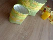 Košíky - Košíky..dotyk jarného slnka :) - 6563225_