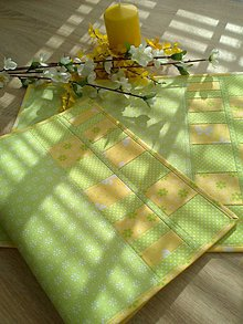 Úžitkový textil - Prestieranie slnečné.. - 6564175_
