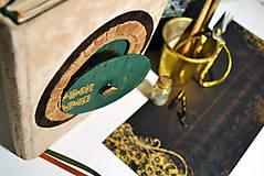Papiernictvo - Kniha hostí-hobitie dvere - 6565897_