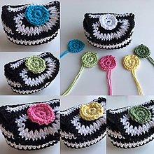 Kľúčenky - mini peňaženky pre kamošky - 6563993_