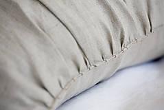 Úžitkový textil - Dekoračná obliečka  LaTTe MacChiaTo - 6563021_