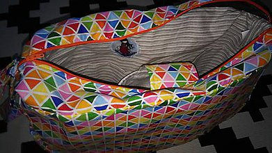 Iné tašky - taska na kocik - 6567135_