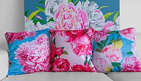 Úžitkový textil - Peonies III - 6566765_