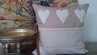 Úžitkový textil - vintage  ,,sweet home ,, štýl - 6569246_