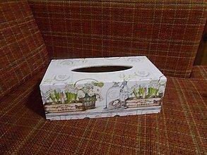 Krabičky - jardin na servítky - 6568895_