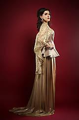 Šaty - šaty LUXURY - 6566559_