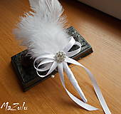 - svadobné pierko aj pre svedka - 6567354_