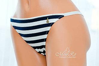 Bielizeň/Plavky - Dámske nohavičky Tango string - 6566538_