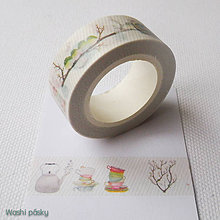 Papier - jarná kuchynka - 6567967_