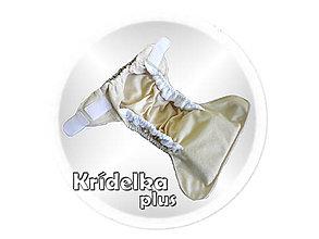 Detské doplnky - Krídelka plus - doplnková možnosť k plienke - 6567318_