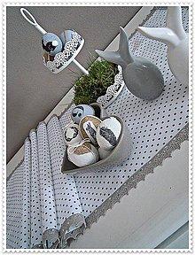 Úžitkový textil - Obrus - 6567300_