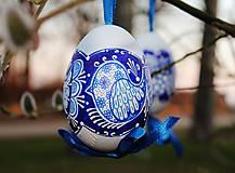 Dekorácie - Husacie vajíčka /vzor vtáčik - 6569453_