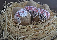 Dekorácie - Veľkonočné vajíčko