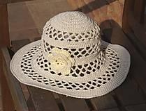 Čiapky - Bavlnený klobúk - 6576305_