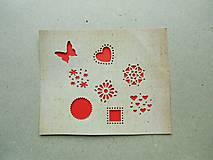 Pomôcky/Nástroje - Magnetická dierovačka na papier - UKÁŽKA - nepredajné :) - 6576266_