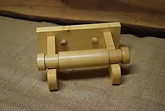 Pomôcky - Držiak toaletného papiera - 6576583_