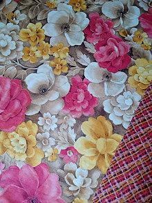 Úžitkový textil - Obrus TOPAZ - 6576936_