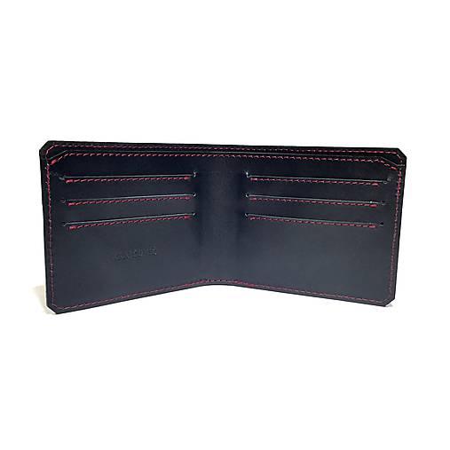 Elegantná pánska peňaženka v tenkom prevedení   StefanKrajcovic ... 5f6586f7460