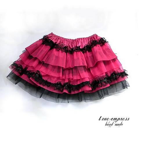 a133eddff699 Rocková pink - sukňa   true-empress - SAShE.sk - Handmade Sukne