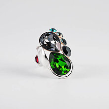 Prstene - Peacock - 6579492_