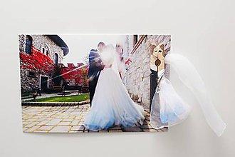 Darčeky pre svadobčanov - Svadobné štipčeky - 6578992_