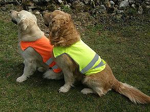 Pre zvieratká - stavbár a cestár 2 v 1 pre 4 nohy - 6584385_