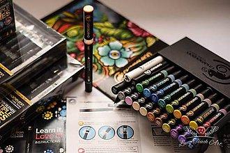 Pomôcky/Nástroje - Chameleon 22 Pen Deluxe Set - 6581807_
