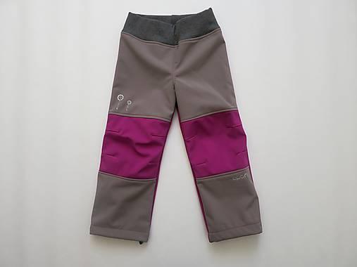94153c2fc Softky sivo-ružové - veľkosť 104/110 / eponita - SAShE.sk - Handmade ...