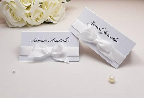 2ca380744b0f Perleťové svadobné menovky   Anije - SAShE.sk - Handmade Papiernictvo