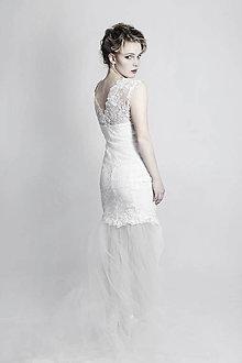 Šaty - Svadobné šaty Mermaid - 6592424_
