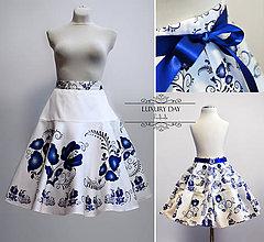 Šaty - suknička