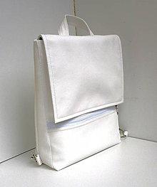 79a88456cd Batohy - Batoh - White - 6591180