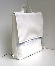 Batohy - Batoh - White - 6591180_