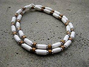 Šperky - Pánsky náhrdelník okolo krku - 6589370_