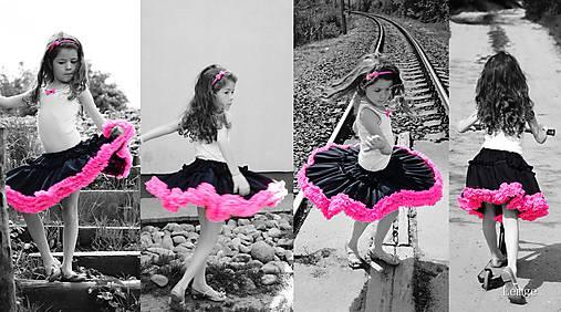 Letné šaty bavlna šifón   lemge - SAShE.sk - Handmade Detské oblečenie 56d199b4cac