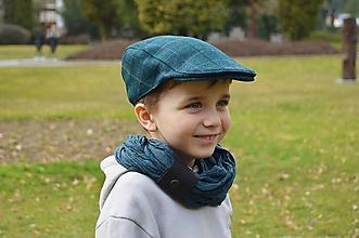 Detské súpravy - Bekovka s nákrčníkom - 6593446_