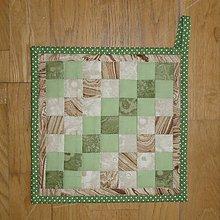 Úžitkový textil - Chňapky  (LESNÁ CESTIČKA 1) - 6595743_
