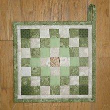Úžitkový textil - Chňapky  (LESNÁ CESTIČKA 2) - 6595769_