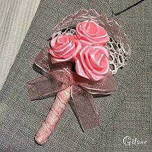 Pierka - Veľké svadobné pierka Romance - 6593277_