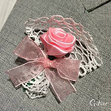 Pierka - Svadobné pierka Romance - 6593279_