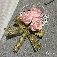 Pierka - Veľké svadobné pierka Romance - 6593971_