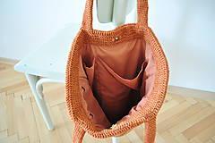 Veľké tašky - Nákupná kabela - Letné opálenie - 6600053_