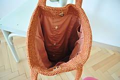 Veľké tašky - Nákupná kabela - Letné opálenie - 6600054_