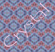 Textil - Autorská látka CETEBE - 6600734_