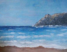 Obrazy - blue sea - 6602492_