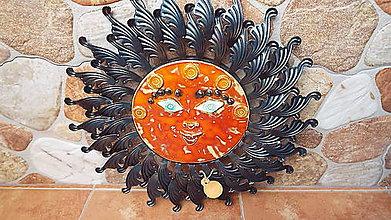 Dekorácie - dekorácia slniečko - 6603455_