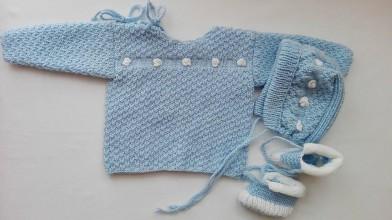 Detské súpravy - Súprava do pôrodnice. - 6602976_
