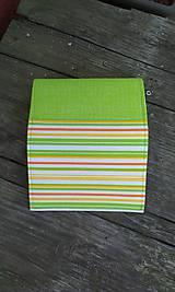 Peňaženky - Peňaženka na 8 kariet - 6604711_